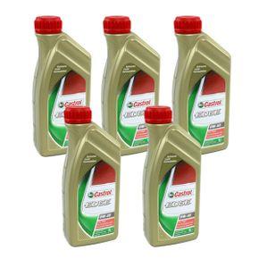 kit-5-oleos-castrol-edge-0w40