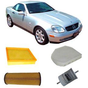 kit-filtros-mercedes-slk-230-1996-a-2000