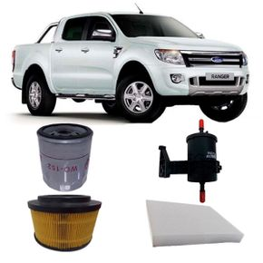 kit-filtros-ford-ranger-2.5-2012-diante