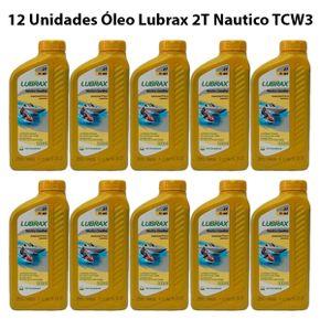 kit-10-un-oleo-lubrax-2t-nautico-tcw3-500ml-motor-popa