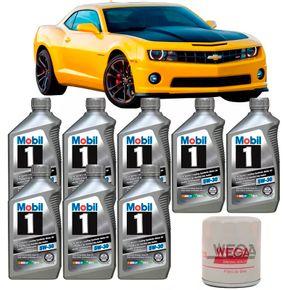 kit-t-oleo-mobil-1-5w30-dexos-2-camaro-6.2-2010-a-2015