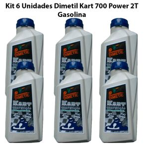 kit-6-unidades-dimetil-kart-700-power-2t-gasolina
