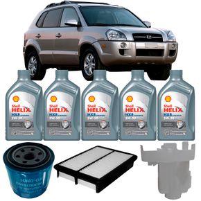 kit-troca-de-oleo-shell-5w30-hyundai-tucson-2.0-2006-a-2012