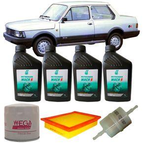 kit-troca-de-oleo-selenia-20w50-fiat-oggi-1.3-1983-a-1985