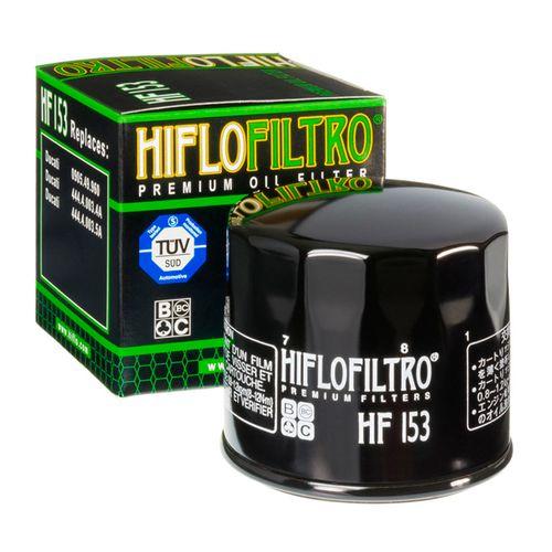 HIFLO Filtro de Oleo HF153 bul eo
