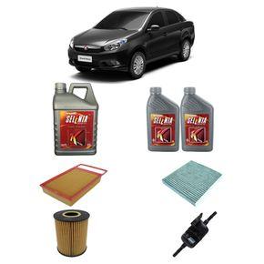 kit-troca-de-oleo-5w30-fiat-siena-1.6-16v-etorq