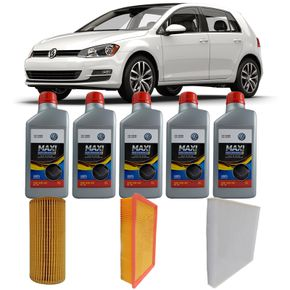 kit-t-oleo-original-vw-5w40-novo-golf-2.0-2014-diante