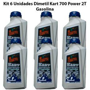 kit-6-unidades-dimetil-kart-700-power-2t-gasolina