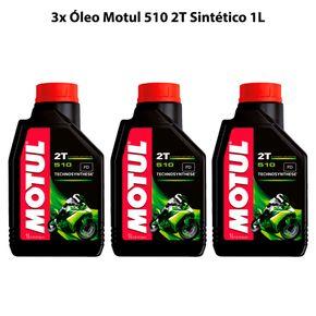 Kit-3-unidades-Motul-510-2t-Technosynthese-Moto-De-Trilha