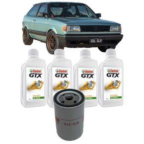 Kit-T-Oleo-Castrol-GTX-20W50-VW-Gol-GL-Ap-1.6-1.8-1991