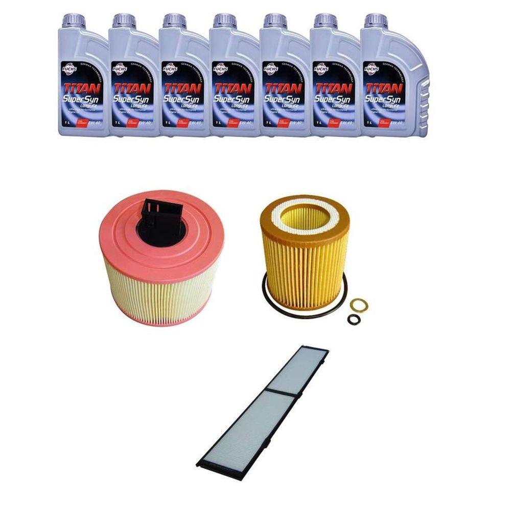 C 30 139 para bmw 5 eaudi 60 e61 6 e64filtro Mann-Filterfiltro de aire